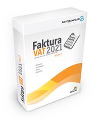Program do faktur Faktura VAT 2021 START