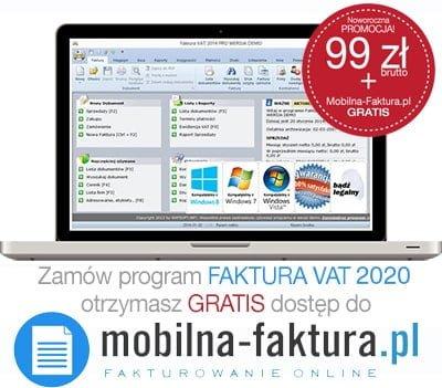 Program Faktura VAT 2021
