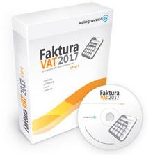 Faktura VAT 2017 START - Program do faktur