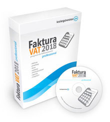 Program do fakturowania - Faktura VAT 2018 PRO
